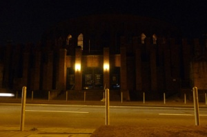 Earth Hour 2014 Tonhalle DŸsseldorf