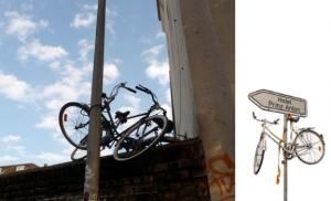 Fahrradparkplätze Foto: Naemi Reymann